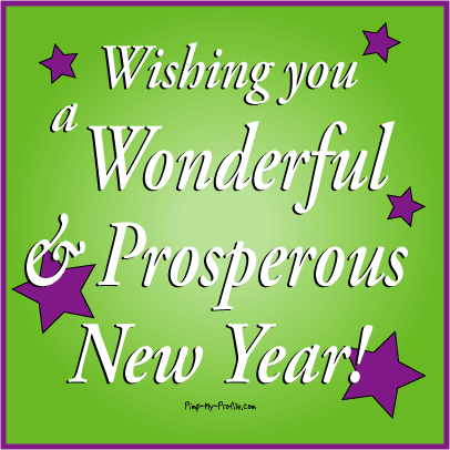 New Year Greetings Happy New Year Graphics